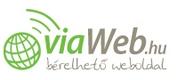 viaWeb.hu bérelhető weboldal