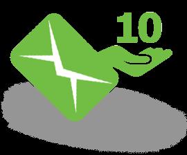 Hírlevél FELTÖLT10 csomag