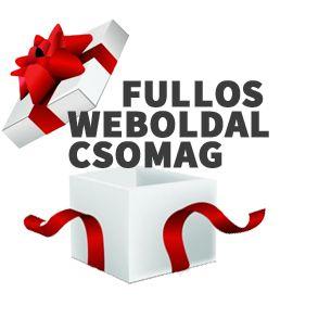 Weboldalt karácsonyra minden vállalkozónak