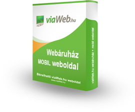 Mini webáruház