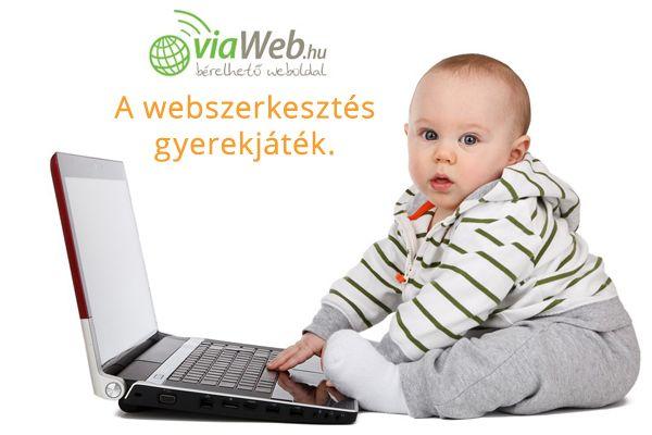 Milyen a könnyen kezelhető webáruház a viaWeb.hu-tól?
